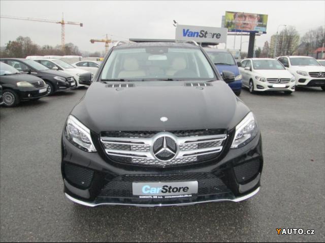 Prodám Mercedes-Benz GLE 3,0 350d 4MATIC AMG linie
