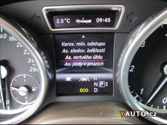 Prodám Mercedes-Benz Třídy M 3,0 ML 350BlueTec 4MATIC