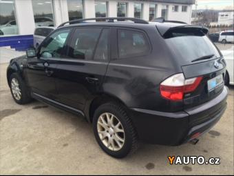 Prodám BMW X3 2.0 2.0d, 130kW, 4x4