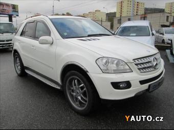 Prodám Mercedes-Benz Třídy M 3,0 ML 320CDI 4MATIC DESIGNO