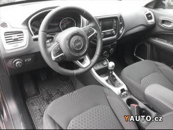 Prodám Jeep Compass 1.4 1,4 MultiAir FWD Longtit