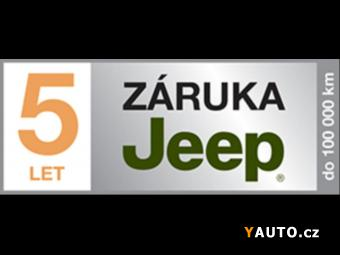 Prodám Jeep Wrangler 2.8 Unlimited 2,8CDR Rubicon