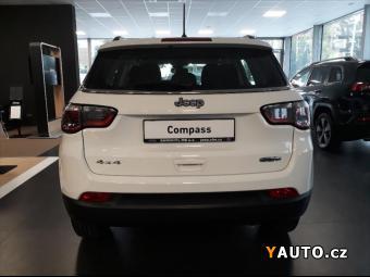 Prodám Jeep Compass 2.0 2,0Mjt 140k 4WD Aut Long