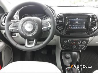 Prodám Jeep Compass 2.0 2,0Mjt 170k 4WD Aut LIMI