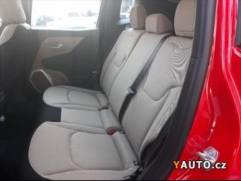 Prodám Jeep Renegade 1.6 1,6E-TorQ 110k FWD Longt