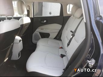 Prodám Jeep Compass 2.0 2,0Mjt 140k 4WD MTX LIMI