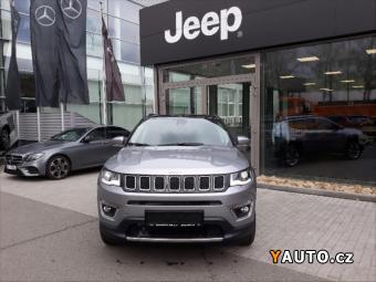 Prodám Jeep Compass 2.0 LIMITED 2.0Mjt 140k 4WD