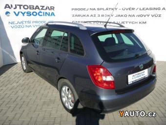 Prodám Škoda Fabia Com. 1.4i 16V 63Kw Climatronic