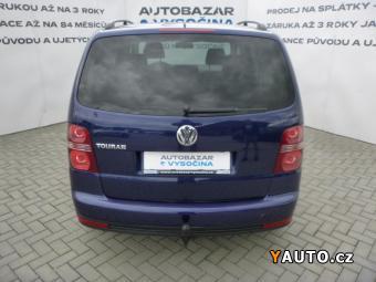 Prodám Volkswagen Touran 1.6MPi 75Kw 1. Maj. Serviska