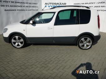 Prodám Škoda Roomster 1.4i 16V SCOUT Climatronic