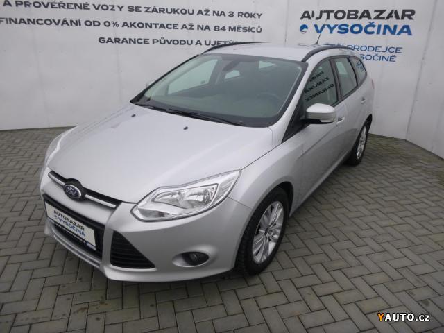 Prodám Ford Focus Com. 1.6TDCi 85KW ČR+I. Maj. +ser