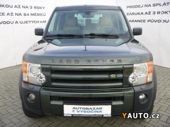 Prodám Land Rover Discovery III 2.7 TDV6 HSE Xenony Navi