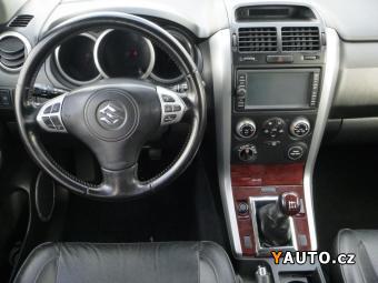Prodám Suzuki Grand Vitara 1.9DDiS 4x4 Kůže Navi Xenon