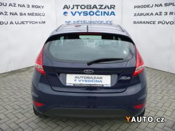 Prodám Ford Fiesta 1.25i Klima Serviska