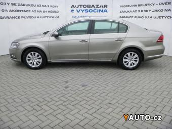 Prodám Volkswagen Passat 2.0TDi COMFORTLINE+CZ+I. Maj. +x