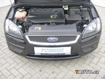 Prodám Ford Focus 2.0TDCi SPORT 100Kw Alu Dig.