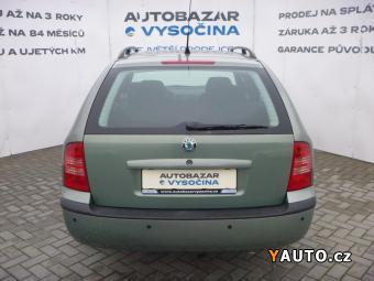 Prodám Škoda Octavia 1.6MPi 75Kw Klima Serviska