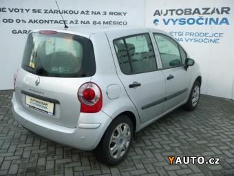Prodám Renault Modus 1.2i 16V park. senzory