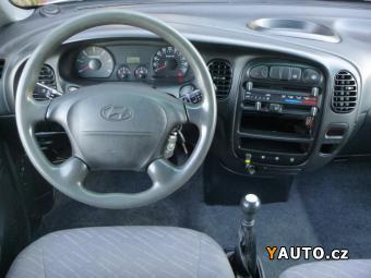 Prodám Hyundai H 1 2.5CRDi 103Kw Klima 6 míst N