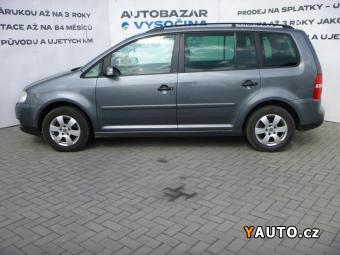 Prodám Volkswagen Touran 1.9TDi Climatronic Serviska