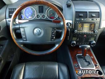 Prodám Volkswagen Touareg 2.5TDi Navi Kůže Serviska B