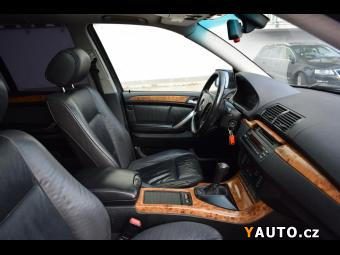 Prodám BMW X5 4.4i V8 4X4 Kůže US verze