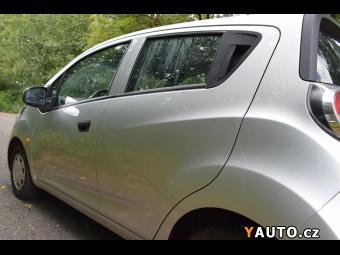 Prodám Chevrolet Spark 1.0 16V Klima 34000KM