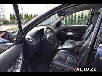 Prodám Volvo XC90 D5 2.4D 4X4 Kůže Tažné AUT.