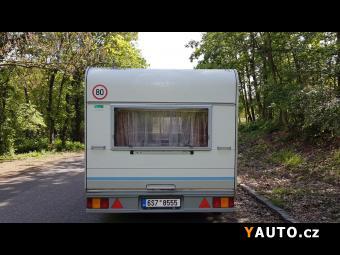 Prodám Knaus AZUR 450, 4 Místa, Doklady ČR, W