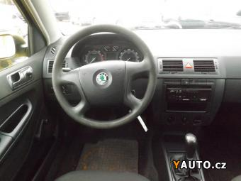 Prodám Škoda Fabia 1,2 HTP LPG