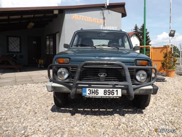 Prodám Lada Niva 1.7 59KW 4X4