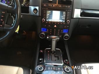 Prodám Volkswagen Touareg 3.0 TDI V6 LIMITOVANÁ SÉRIE