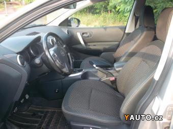 Prodám Nissan Qashqai 1,6i 1. Majitel, panorama