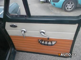 Prodám Škoda 1100 MB De Luxe