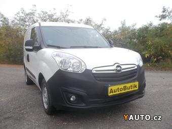 Prodám Opel Combo 1,3 CDTI 1. Majitel