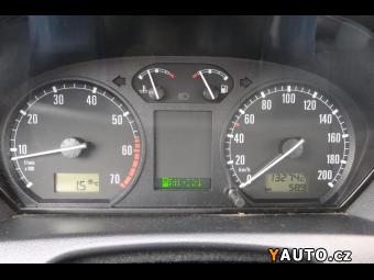 Prodám Škoda Fabia 1.4i 16V 55kW, ČR, serv. kn., kli