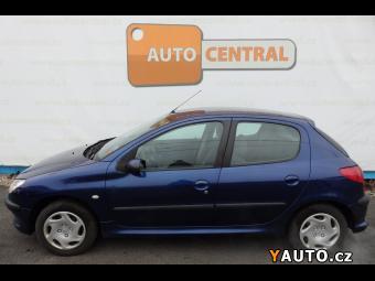 Prodám Peugeot 206 1.4i 55kW, klima