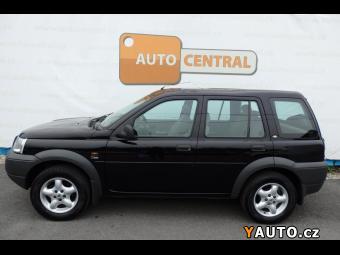 Prodám Land Rover Freelander 1.8i 86kW, 4x4, STK do 02, 2020