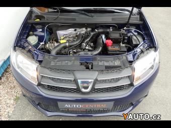 Prodám Dacia Sandero 0.9TCe 66kW, navi., serv. kn.