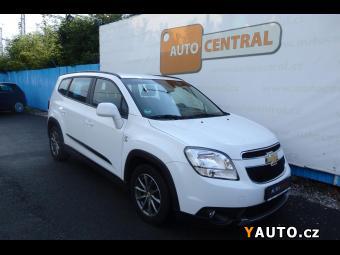Prodám Chevrolet Orlando 2.0VCDi 96kW, 62tkm, serv. kn., 7m