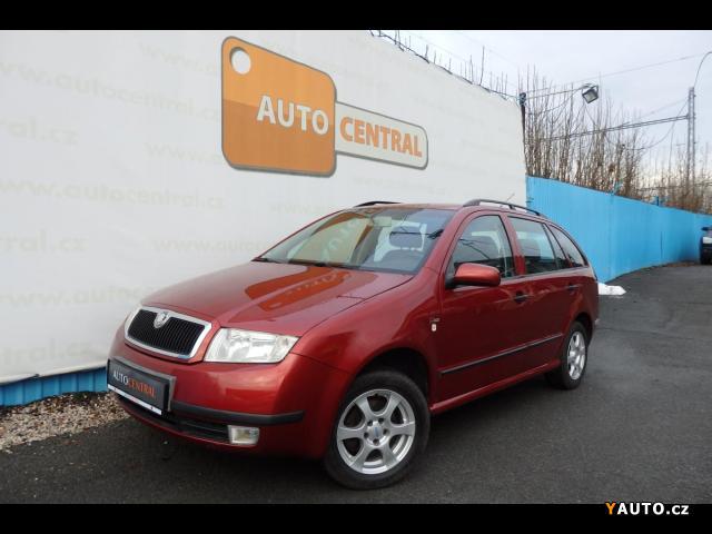 Prodám Škoda Fabia 1.9TDi 74kW