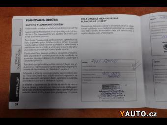 Prodám Fiat Dobló cargo 1.4i, 5 míst, 1. maj., CZ, po servi
