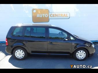 Prodám Volkswagen Touran 2.0TDi 103kW, serv. kniha, STK 01