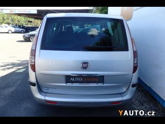 Prodám Fiat Ulysse 2.0MJT, 7 míst, po servisu, STK