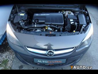 Prodám Opel Astra 1.7CDTi 81kW, ČR, 1. maj., serv. kn