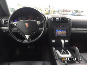 Prodám Porsche Cayenne 3,2i LPG