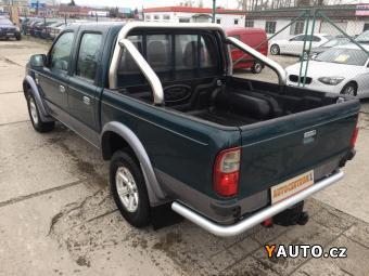 Prodám Ford Ranger 2,5 TD TOP orig. 117500km