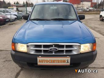 Prodám Ford Ranger 2,5 TD orig. 161500km