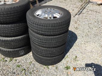 Prodám Mercedes-Benz Viano Alu kola 5x112 16