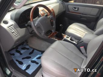 Prodám Hyundai Terracan 2,9 CRDi Executive 4WD TOP